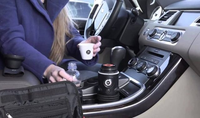 car gadgets coffeemaker